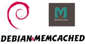 Debian下安装Memcached